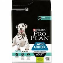 Pro Plan Adult Large Athletic сухой корм для собак крупных пород с атлетическим телосложением с ягненком 3 кг (14 кг)