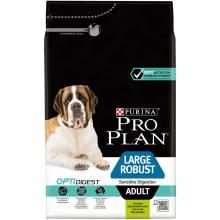 Pro Plan Adult Robust Sensitive Digestion сухой корм для крупных собак с ягненком 3 кг