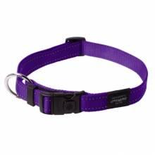Ошейник для собак ROGZ Utility XL-25мм (Фиолетовый)