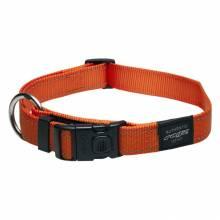 Ошейник для собак ROGZ Utility XL-25мм (Оранжевый)
