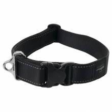 Ошейник для собак ROGZ Utility XXL-40мм (Черный)