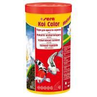 Sera Koi Color large Корм для прудовых рыб 1 л (3,8 л) (21 л )