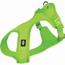 Шлейка Trixie Soft шлейка для собак S 33–50 см/20 мм зеленая