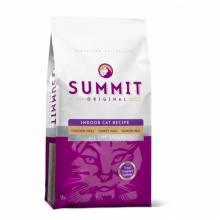 Summit Holistic Original 3 Meat, Indoor Cat Recipe CF сухой корм холистик с цыпленком, лососем и индейкой для домашних котят и кошек - 1,8 кг (6,8 кг)
