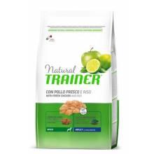 Сухой корм Trainer Natural Maxi Adult для взрослых собак крупных пород с курицей - 3 кг (12 кг)