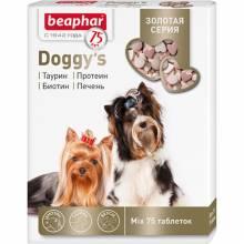Витамины Beaphar Doggy`s MIX для собак смесь - 75 таб