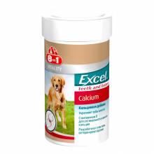 8 в 1 Excel Calcium кальций для обеспечения здоровья суставов и подвижности вашей собаки - 155 таб.