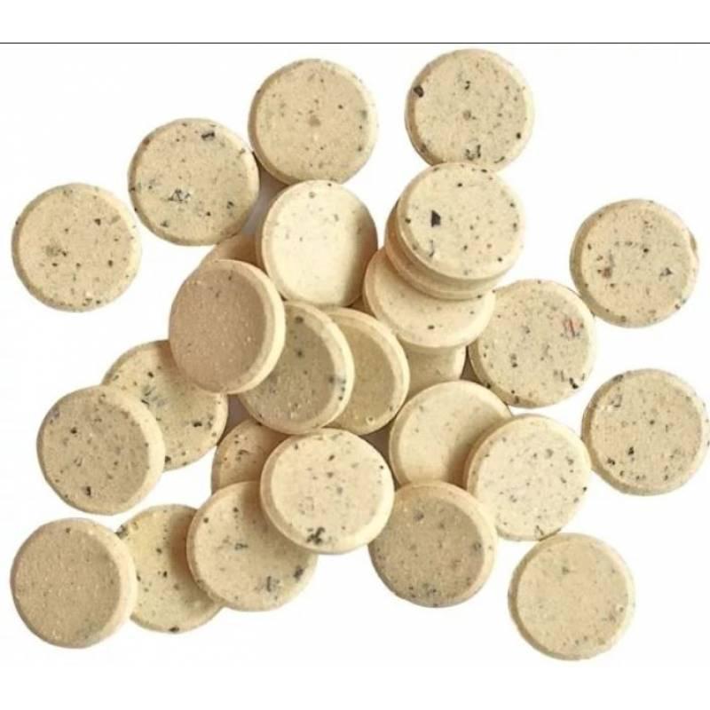 Kennels` Favourite Pastilles Biotin витаминизированные пастилки для собак Красивая шерсть 135 г