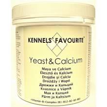 Kennels` Favourite Pastilles Yeast and Calcium витаминизированные пастилки для собак укрепляющие зубы и иммунитет 135 г