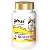 Unitabs ArthroАctive с Q10 витамины для собак 100 таб.