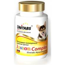 Unitabs JuniorComplex c B9 витамины для щенков 100 таб.