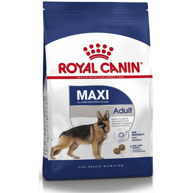 Royal Canin Maxi Adult - корм для собак крупных пород 3 кг (15 кг )