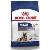 Royal Canin Maxi Ageing 8+ для стареющих собак крупных размеров (вес собаки от 26 до 44 кг) в возрасте старше 8 лет. 3 кг (15 кг)
