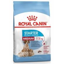 Royal Canin Medium Starter для щенков средних пород в возрасте 3 - 8 недель - 4 кг (12 кг) (20 кг)