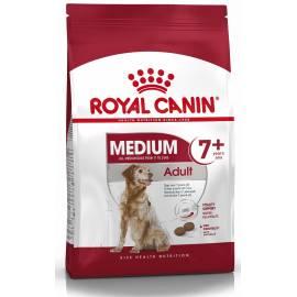 Royal Canin Medium Adult 7+ - корм для собак средних пород старше 7 лет - 4 кг (15 кг)