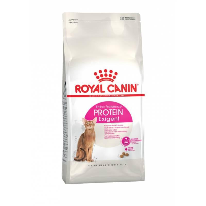 Royal Canin Exigent 42 Protein Preference - сухой корм для кошек привередливых к составу 2 кг (4 кг) (10 кг)