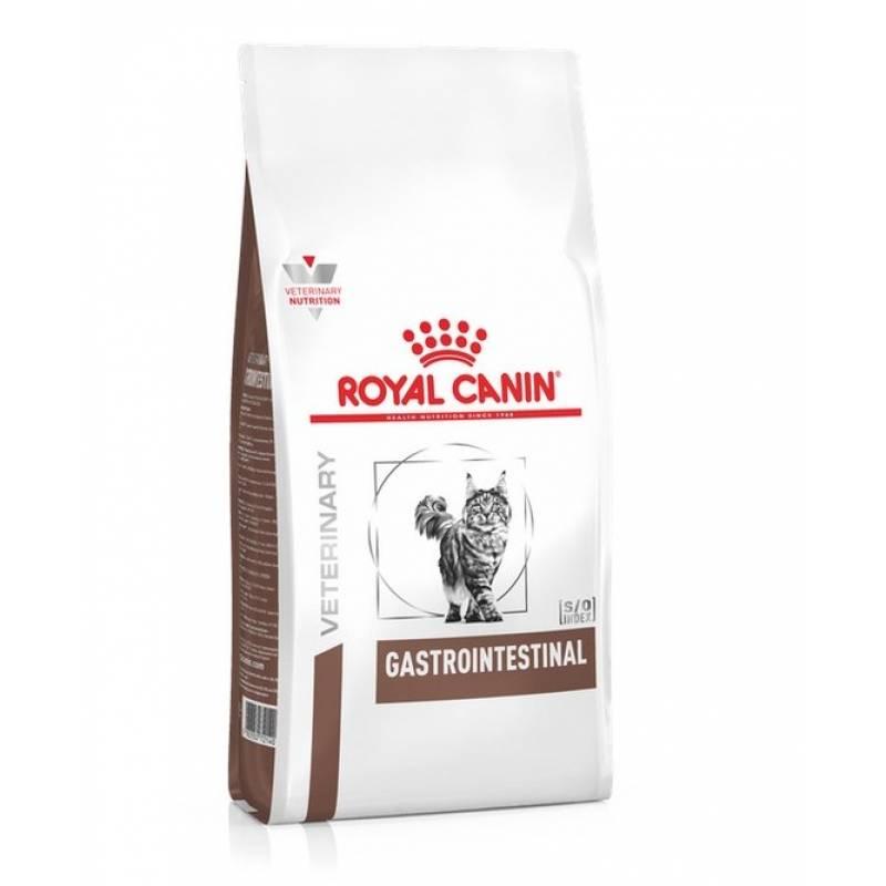 Royal Canin Gastro Intestinal GI32 Feline для кошек любой породы и возраста с заболеваниями печени и ЖКТ острого и хронического характера - 2 кг