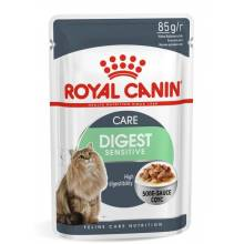 Royal Canin Digestive Care влажный корм для взрослых кошек с расстройствами пищеварительной системы в паучах - 85 г х 24 шт