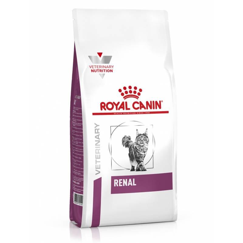 Royal Canin Renal RF23 сухой корм для кошек при хронической почечной недостаточности 2 кг (4 кг)