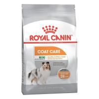 Royal Canin Mini Coat Care сухой корм для собак мелких пород с тусклой и сухой шерстью - 1 кг (3 кг)