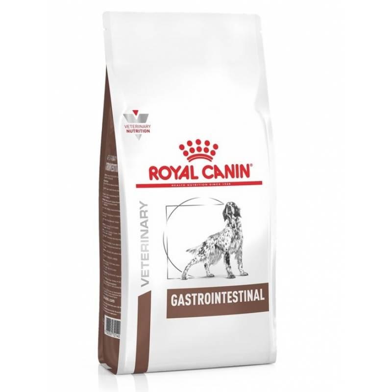 Royal Canin Gastro Intestinal GI25 диета для всех пород собак с нарушениями пищеварения 2 кг (14 кг)