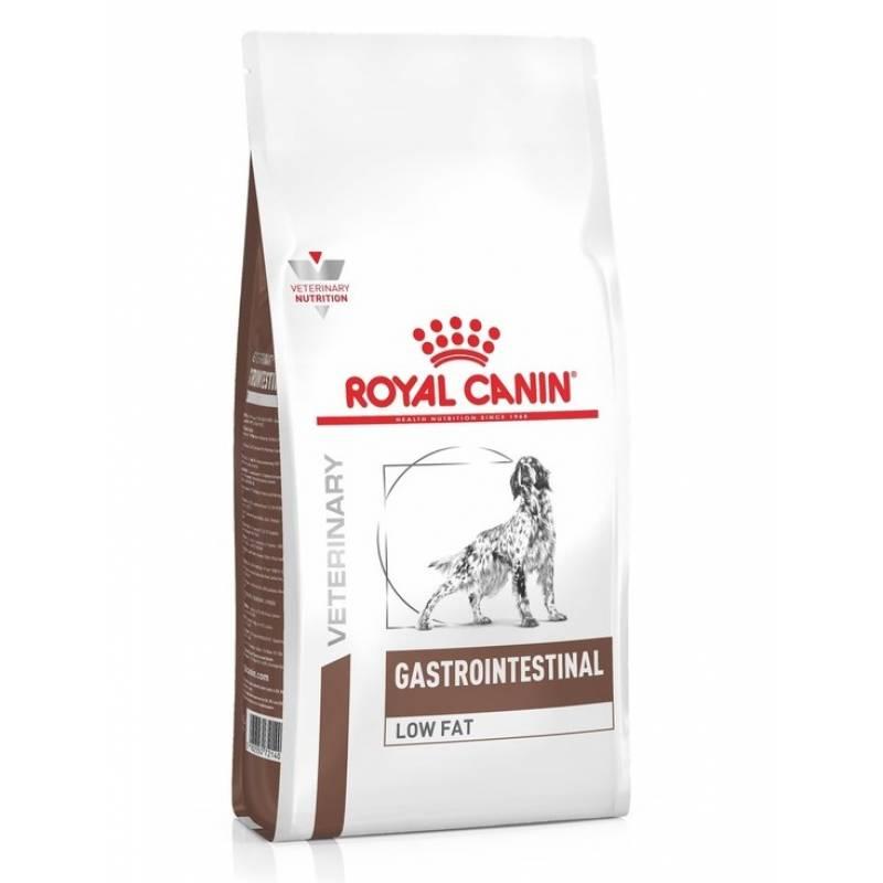 Royal Canin Gastro Intestinal Low Fat LF22 - корм для собак при нарушении пищеварения с пониженным содержанием жиров 1,5 кг ( 12 кг)