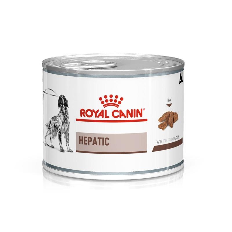 Royal Canin Hepatic Canine для собак всех пород с заболеваниями печени на период лечения или на всю жизнь в зависимости от показаний - 12 шт x 200 г