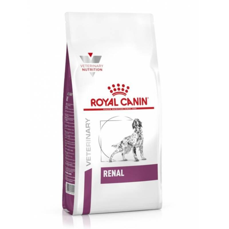 Royal Canin Renal для взрослых собак с хронической почечной недостаточностью 2 кг (14 кг)