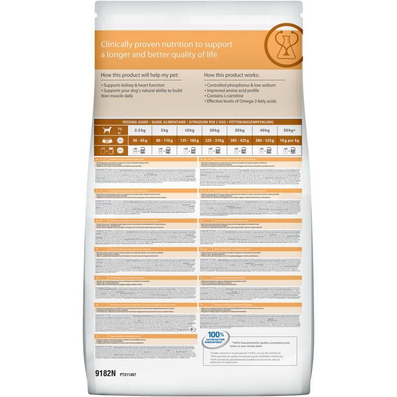 Hill's Prescription Diet k/d Kidney Care сухой корм для собак при профилактике заболеваний почек 2 кг (12 кг)