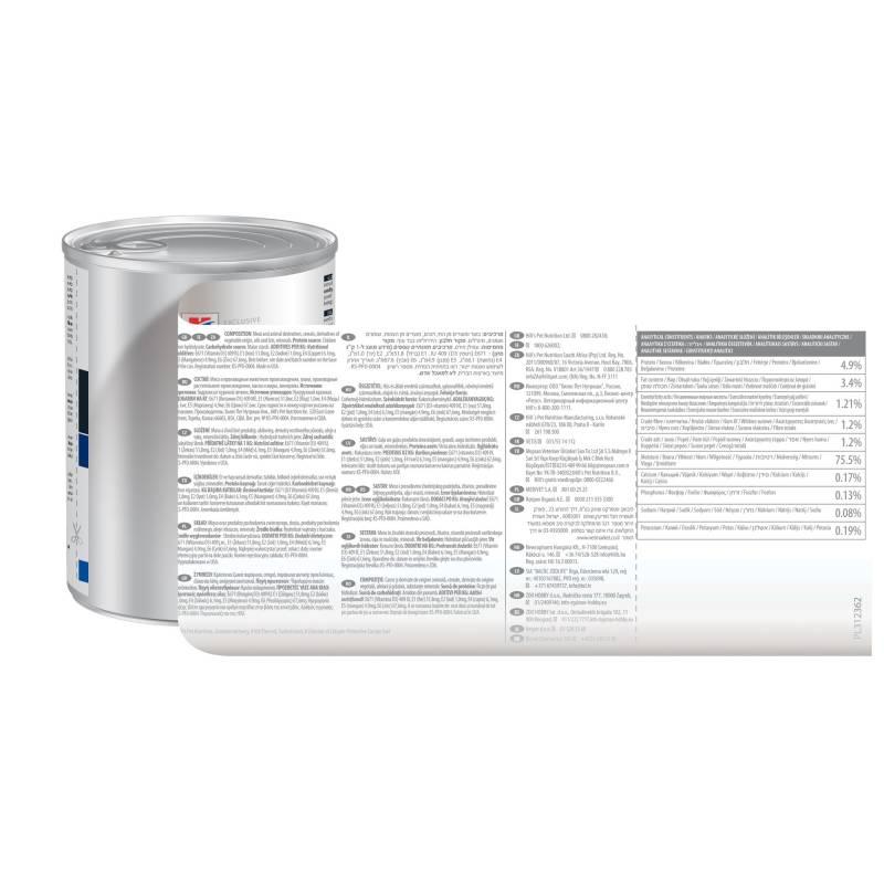 Hill's Prescription Diet z/d Food Sensitivities консервы для собак диета для поддержания здоровья кожи и при пищевой аллергии 370 гр х 12 шт.