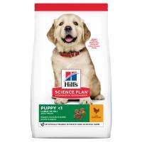 Hill's Puppy Large Breed Chicken для щенков крупных пород с курицей 12 кг