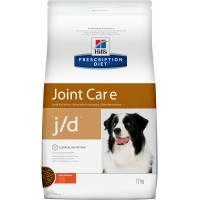 Hill's Prescription Diet j/d Joint Care - корм для взрослых собак способствует поддержанию здоровья и подвижности суставов 2 кг