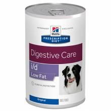 Hill's Prescription Diet i/d Low Fat Digestive Care консервы для собак диета для поддержания здоровья ЖКТ и поджелудочной железы 360 гр х 12 шт.