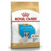 Royal Canin French Bulldog Junior корм для щенков породы французский бульдог в возрасте до 12 месяцев - 3 кг (10 кг)
