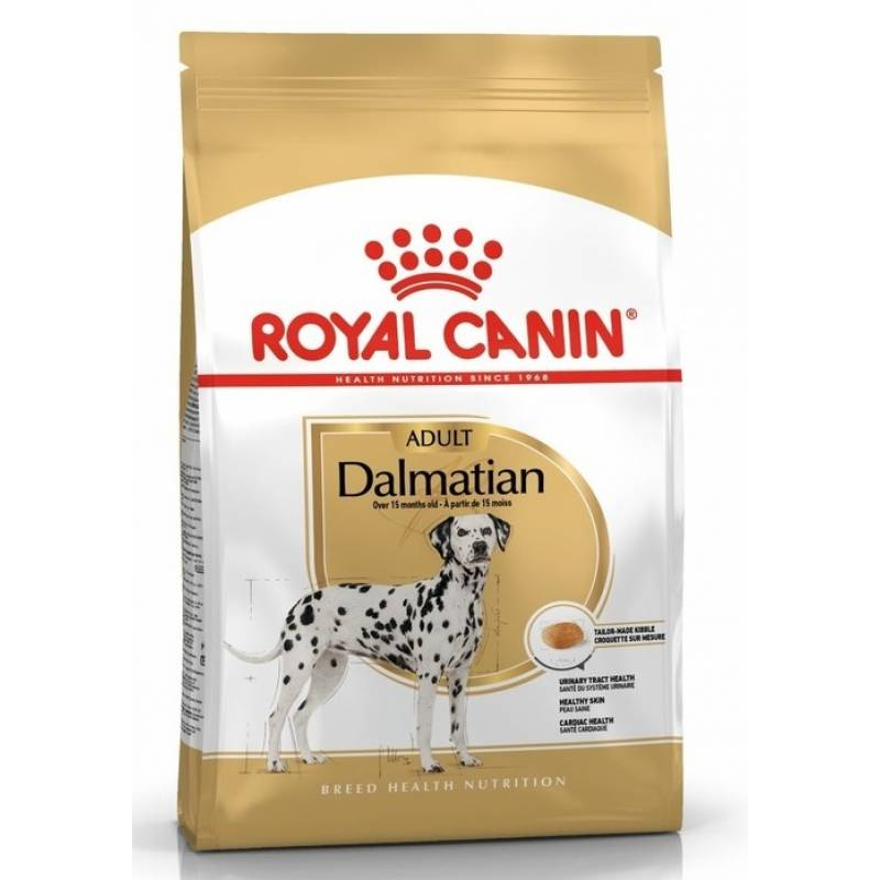 Royal Canin Dalmatian Adult сухой корм для взрослых собак породы Далматин старше 15 месяцев - 12 кг