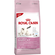 Royal Canin BabyCat - корм для котят в возрасте от 1 до 4 месяцев, а также для кошек в период беременности и лактации - 2 кг (4 кг)