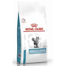 Royal Canin Sensitivity Control SC27 сухой корм с уткой для взрослых кошек и котят всех пород при пищевой аллергии или непереносимости - 1,5 кг