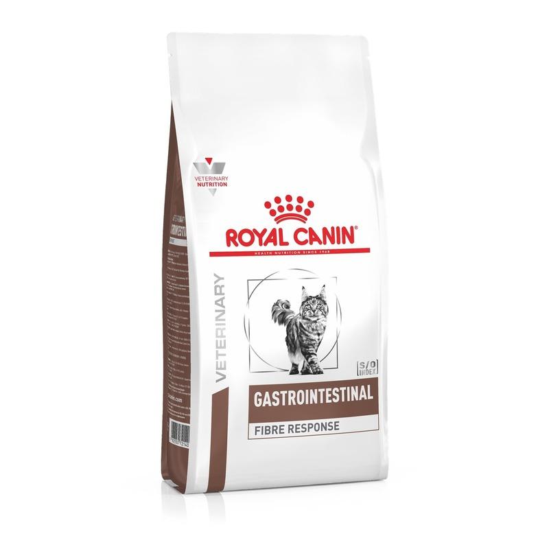 Royal Canin Gastrointestinal Fibre Response FR31 Feline Диета для кошек при нарушении пищеварения - 2 кг