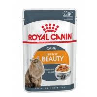 Royal Canin Cat Intense Beauty jelly (желе) - 85 г х 24 шт