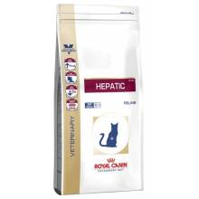 Royal Canin Hepatic HF26 Feline Полнорационная ветеринарная диета для кошек при болезнях печени - 2 кг.