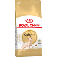 Royal Canin Sphynx сухой корм для взрослых кошек породы сфинкс - 2 кг (10 кг)