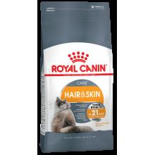 Royal Canin Hair & Skin Care для кошек с проблемной шерстью и чувствительной кожей - 2 кг (10 кг)