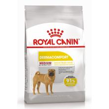 Royal Canin Medium Dermacomfort - сухой корм для собак средних пород склонных к кожным раздражениям 3 кг (10 кг)
