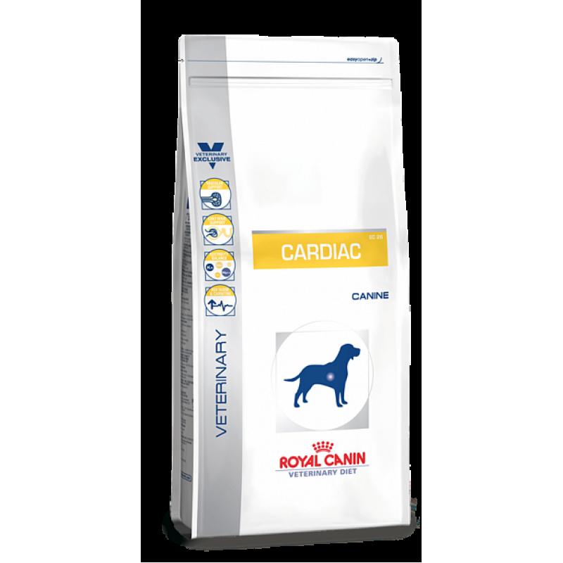 Royal Canin Cardiac EC26 диета для собак с заболеваниями сердца 2 кг