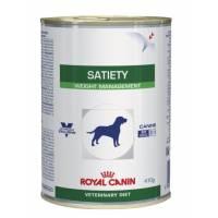 Royal Canin Satiety Weight Management Wet для собак любых пород старше 1 года с предрасположенностью и разными степенями ожирения - 410 гр х 12 шт.