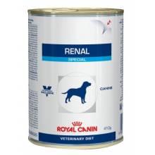 Royal Canin Renal Special корм для взрослых собак с хронической почечной недостаточностью - 410 гр х 12 шт.