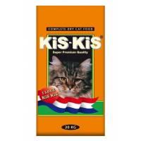 KiS-KiS Beef Single корм для взрослых кошек с говядиной - 20 кг