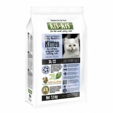 Kis-Kis Kitten сухой корм для котят, беременных и кормящих кошек с птицей - 500 г (7,5 кг)
