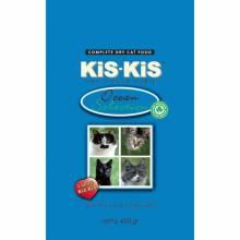 KiS-KiS Ocean selection корм для взрослых кошек с рыбой и домашней птицей - 450 г