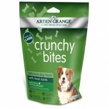 Лакомство Arden Grange Crunchy Bites для собак с ягненком - 225 г